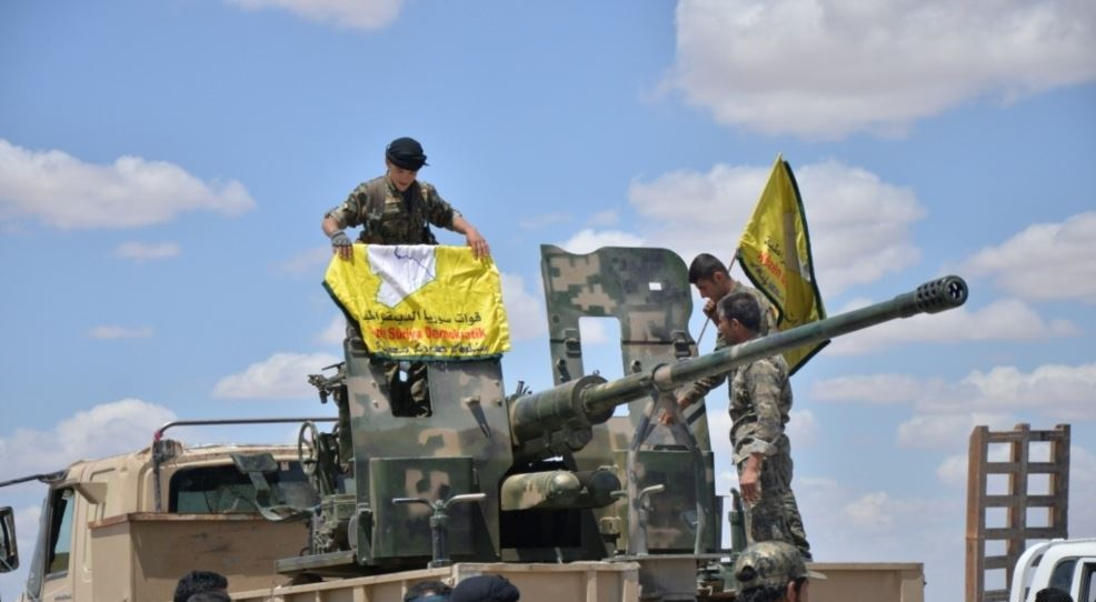 Some Arab Units Withdrew From Raqqa Battle After Disagreements With SDF - SOHR