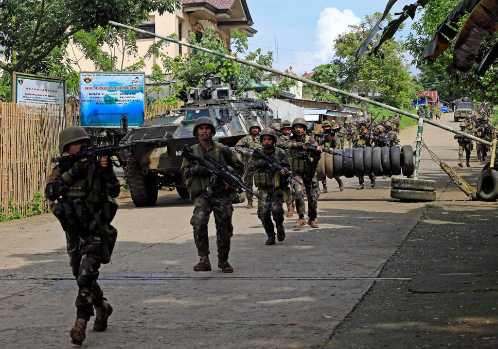 ISIS Executes 6 Hostages In Marawi For Refusing To Fight Philippine Army