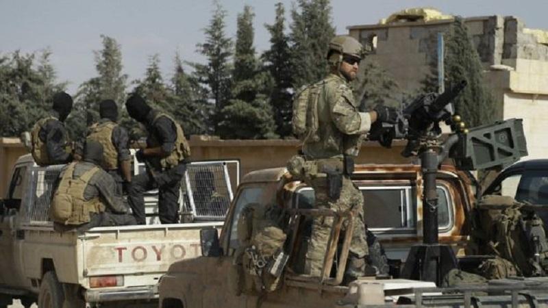 United States To Establish Military Base In Al-Shaddadi Town Near Iraqi Border
