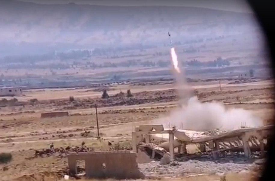Syrian Army Strikes Military Meeting Of Between Israeli Officers And Terrorists - Reports