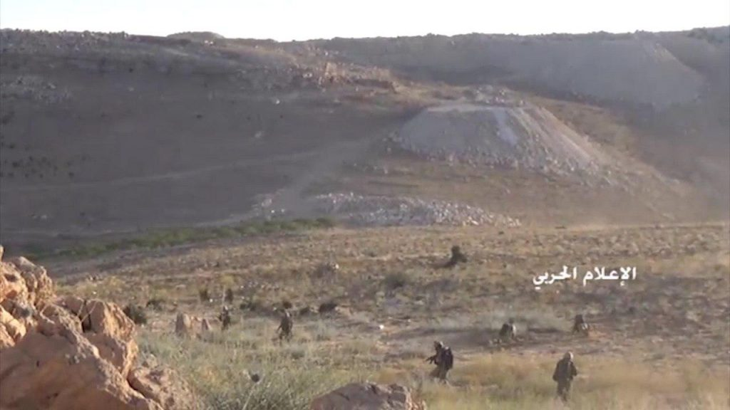 Hezbollah Crushed Militant Defense In Jaroud Arsal, Al-Qaeda Prepares To Surrender