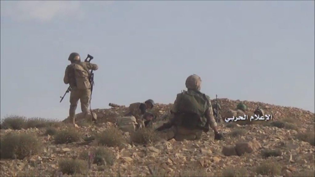 Syrian Army and Hezbollah Crush Terrorists At Lebanese Border, Liberate Jorud Flitah (Photos, Videos)