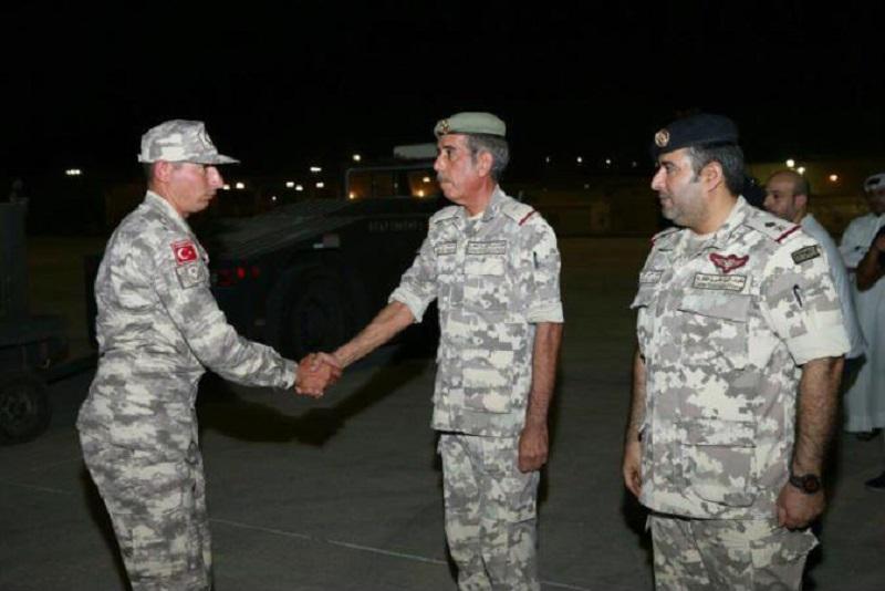 Fifth Batch Of Turkish Army Servicemen Deploys In Qatar