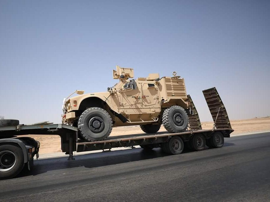 New Batch Of US Weapons Arrive To Support Syrian Democratic Forces' Storm Of Raqqa