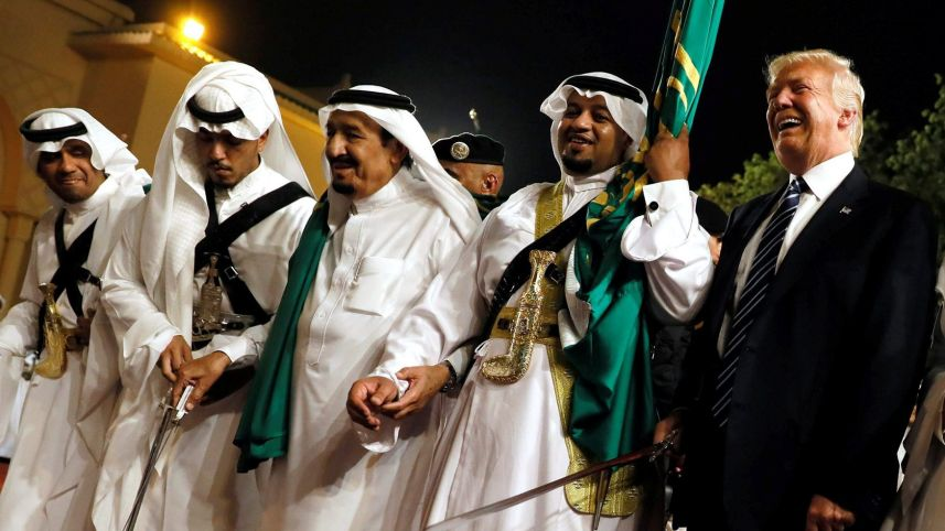 Current U.S. Policies In Middle East Fail To Establish Security For Washington