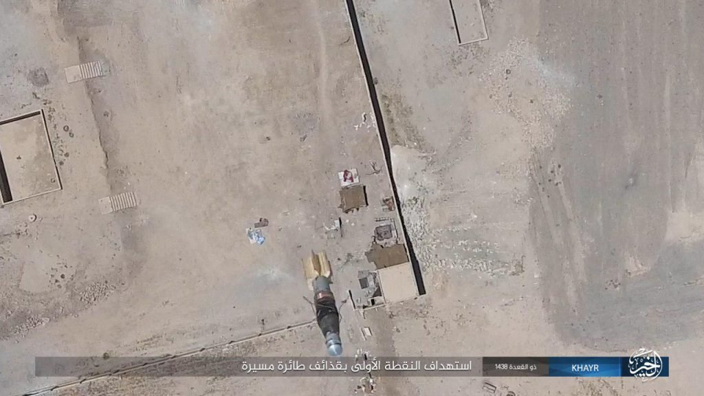 Government Forces Launch New Anti-ISIS Operation South Of Ithriya, Repel Counter Attack In Southern Raqqah (Photos)
