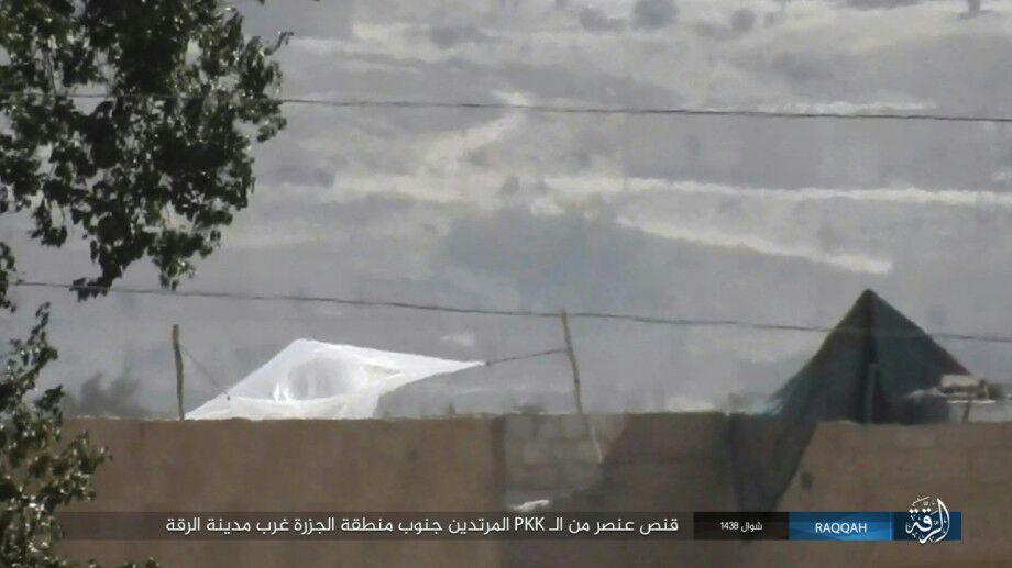 Syrian Democratic Forces Captures Raqqa Historic Citadel