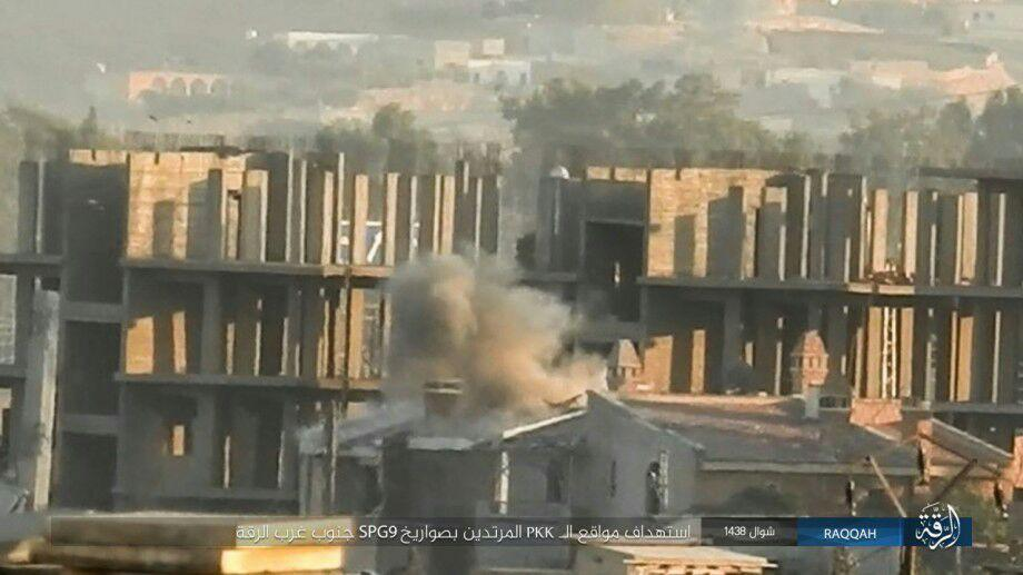Syrian Democratic Forces Using Armed Drones Against ISIS In Raqqa City