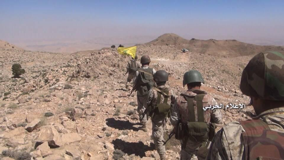143 Al-Qaeda Terrorists Killed In Hezbollah Advance In Jaroud Arsal