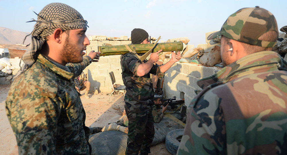 Syrian Army, Hezbollah Preparing For Decisive Battle To Clear At Tanf From US-backed Militants - Media