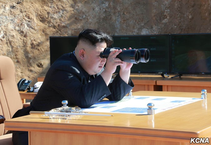 Video: North Korea Tested Inter-Continental Ballistic Missile Hwasong-14