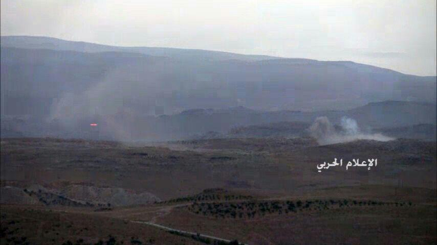 Syrian Army, Hezbollah, Lebanese Army Launch Operation Against ISIS And Hayat Tahrir al-Sham At Syrian-Lebanese Border (Photos, Video)