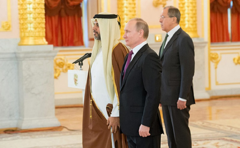 Qatar Praises Russia Constructive Role In Syrian Peace Process, Turns Away From Former Allies Within Anti-Assad Coalition