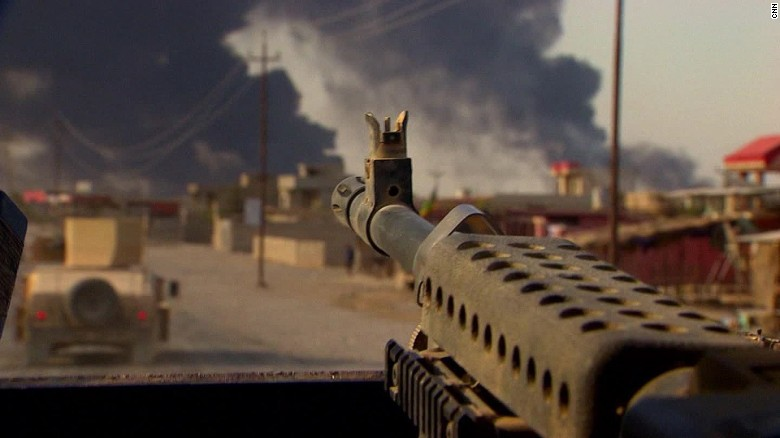 Iraq: ISIS Fighters Sneaking in Salah al-Din and Diyala Areas