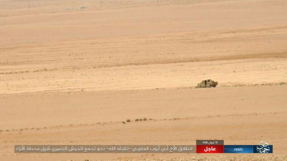 Syrian Army Captures Two Villages In Eastern Hama Countryside, Desert Hawks Brigade Withdraws From Battle