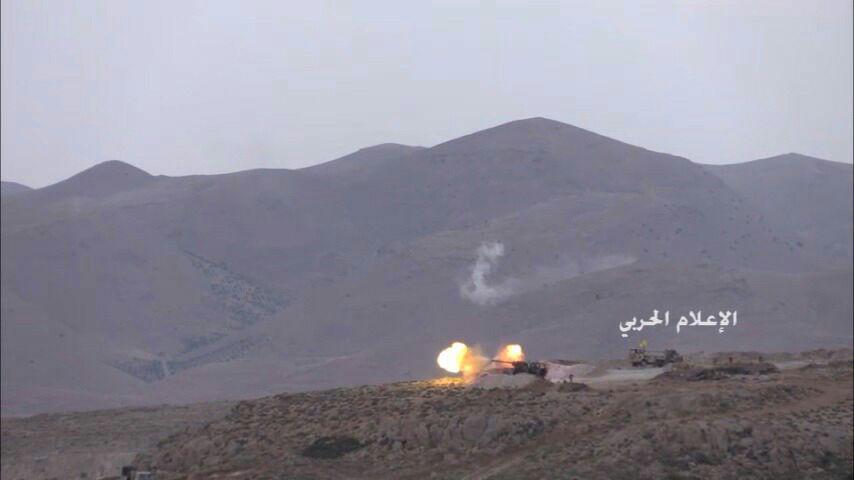 Syrian Army, Hezbollah, Lebanese Army Launch Operation Against ISIS And Hayat Tahrir al-Sham At Syrian-Lebanese Border (Photos, Video)