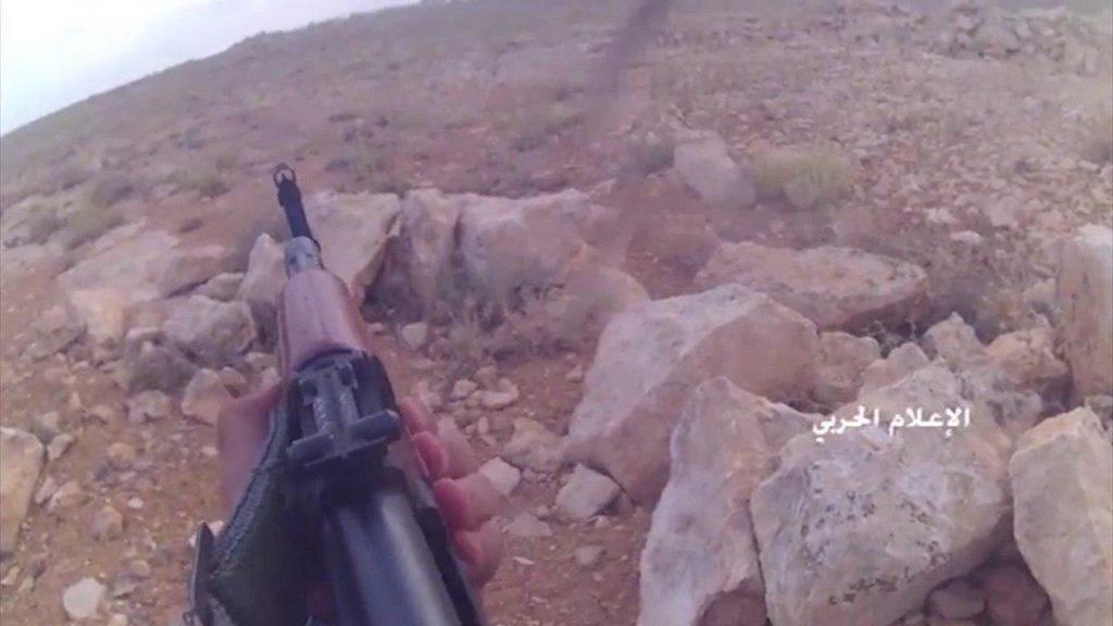 Hezbollah Crushed Militant Defense In Jaroud Arsal, Al-Qaeda Prepares To Surrender