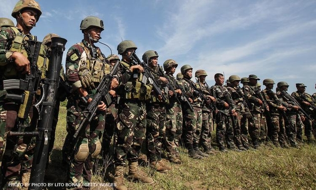 Singapore Offers Assistance To Philippine Army
