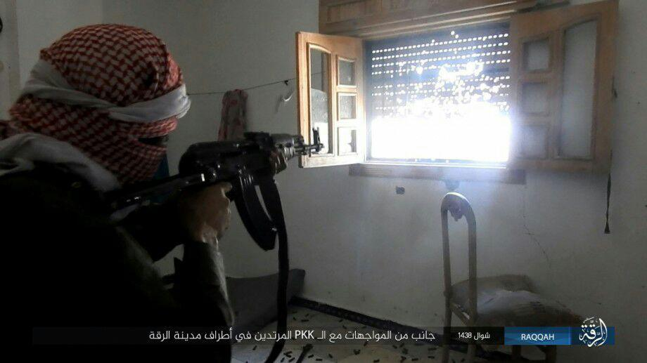 27 ISIS Terrorists Killed As SDF Advances In Southern Part Of Raqqa City (Photos, Videos)