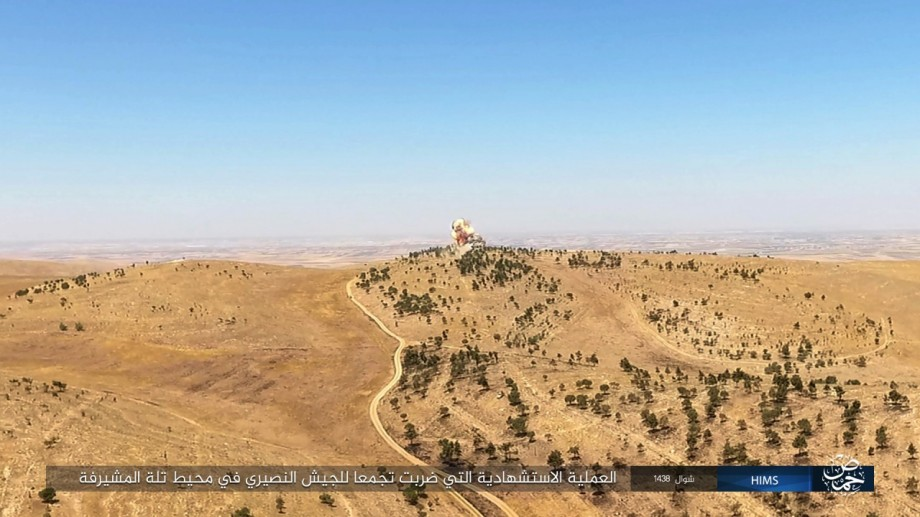 Government Forces Advance North Of Homs-Palmyra Road, Repel ISIS Attack Near Hamima (Video, Photos)