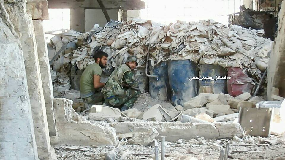 Militants Blame Syrian Government For Another 'Chemical Attack' Amid Setbacks In Damascus Countryside
