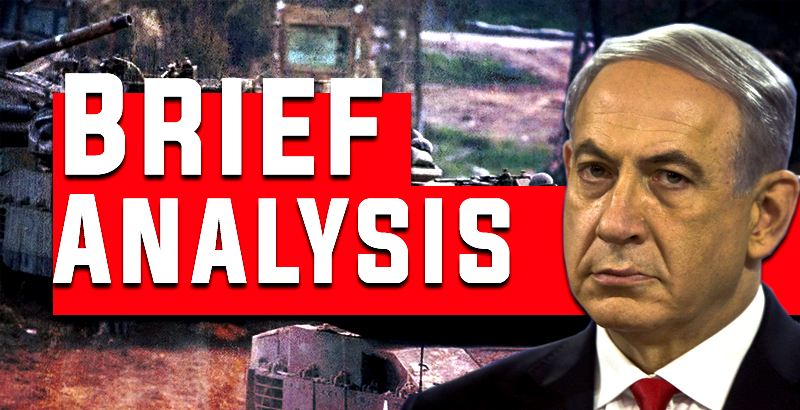 Brief Analysis On The Israeli Stance On The Regional Security