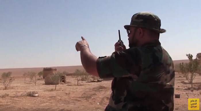 Government Forces Advancing From Western Raqqa To Eastern Homs