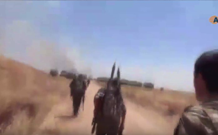 Kurdish YPG Repels Advance Of Pro-Turkish Militants In Northern Aleppo