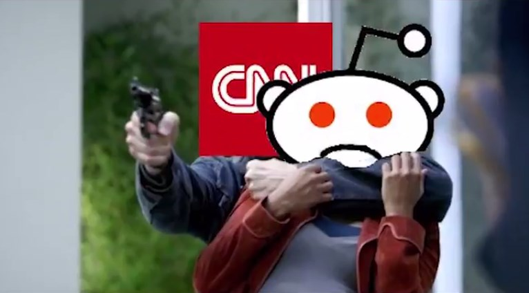CNN Blackmails Reddit User Over Trump Wrestling Video, Threatens To Expose Identity