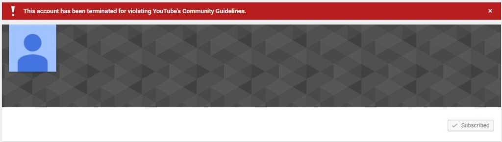 Youtube Expands Censorship, Blocks SANA And Hezbollah Media Wing In Syria