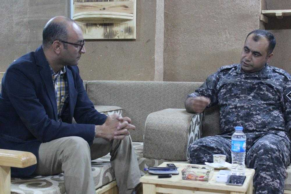 Kurdish Security Fources Commander: Iran's Project In Syria And Region Is More Dangerous Than ISIS