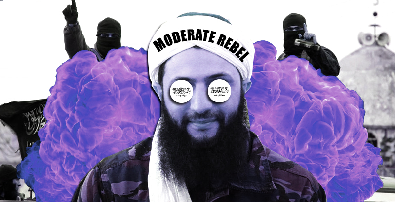 """Idlib Province And Death Of """"Moderate Rebels"""""""