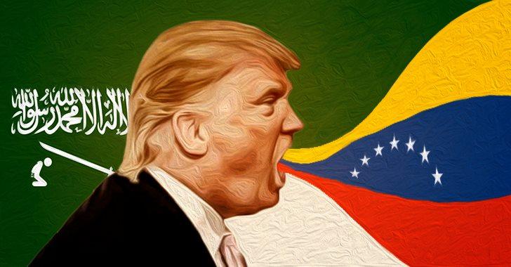US Ignores Saudi Beheading of 14 Activists, Labels Venezuela Dictatorship Despite Elections