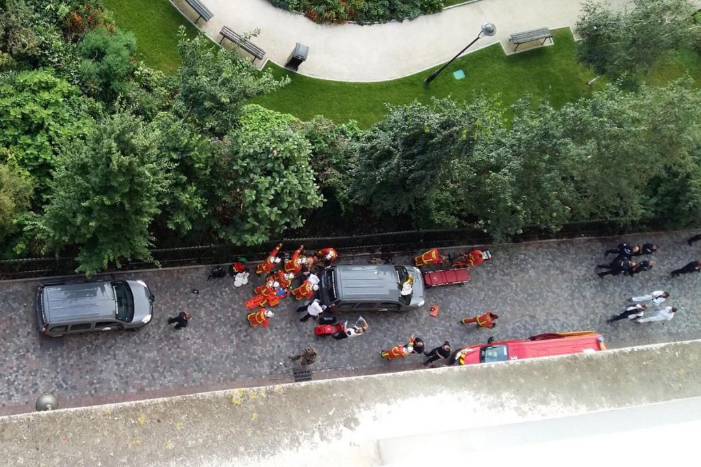 Ramming Attack Injures Six Soldiers Outside Army Barracks In Paris Subrub