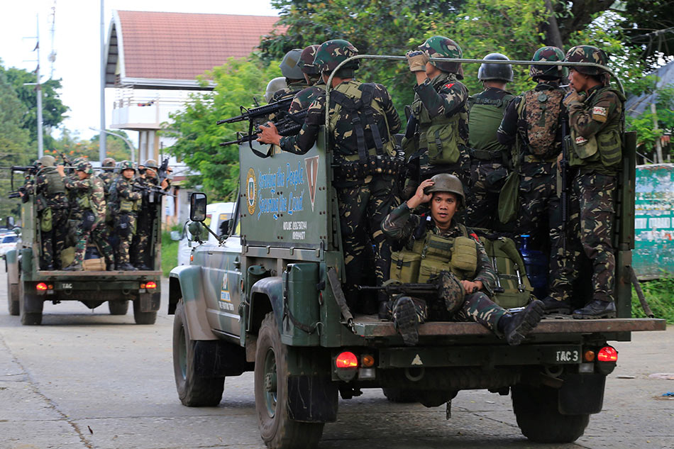 Philippine Army: We Do Not Need US Reinforcements To Liberate Marawi