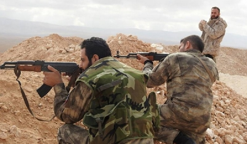 Syrian Army Captures Khara'eb al-Katna And Nearby Points South of Ithriya