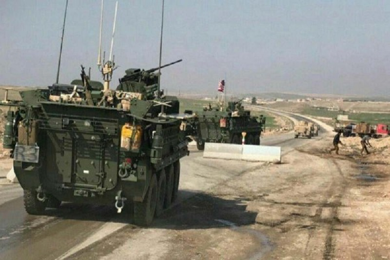 Turkish Army Shells US-backed Forces West And North Of Manbij