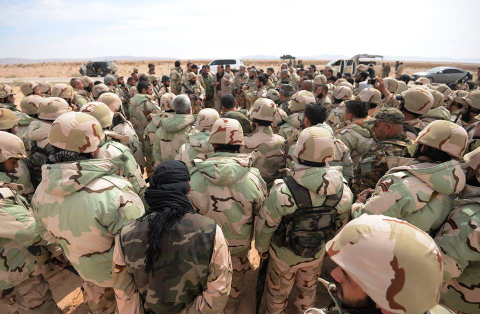 Syrian Army Prepares To Launch Military Operation Against ISIS In Eastern Al-Suwayda – Report