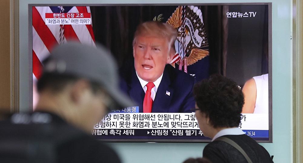 Lavrov: Risk Of US-North Korea War Is High