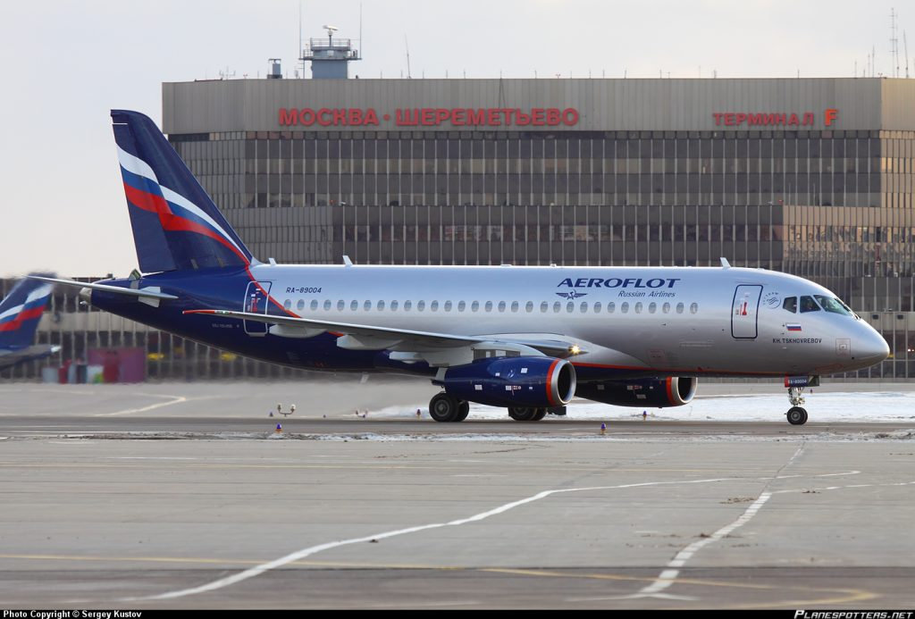 Russia Asks US Department Of Treasury To Allow Sukhoi Superjet Delivers To Iran