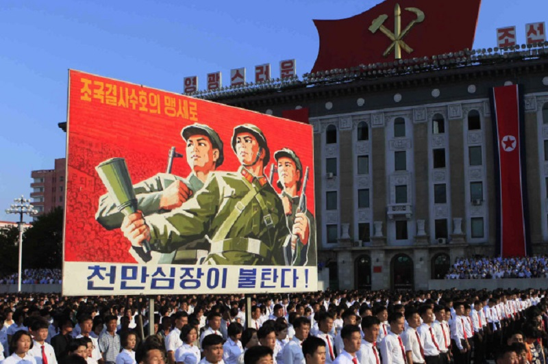 3.5 m Koreans Are Craving For War With The US