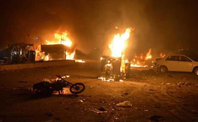 15 Dead In ISIS Terrorist Attack In Baluchistan Province Of Pakistan
