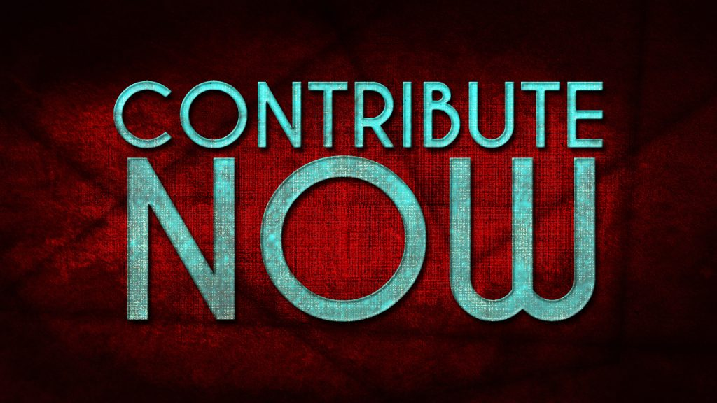 SF Survies Only On Your Donations. Contribute Now!