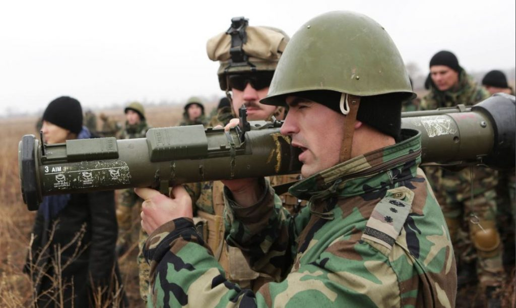 Moldova to Become Foothold for US Military