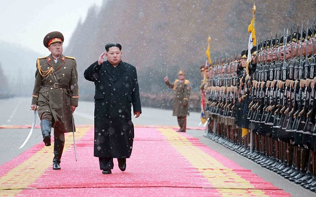 China Bans Coal, Lead, Iron Imports From North Korea