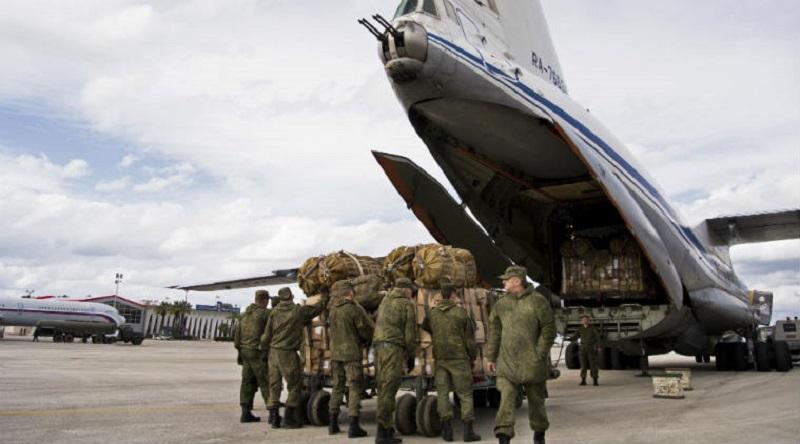 Kremlin: Russian Volunteers May Be Deployed In Syria