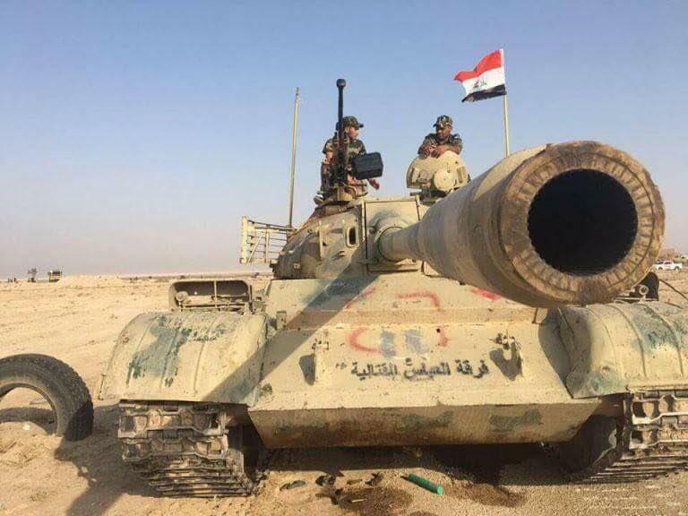 Iraqi Forces Wait Zero Hour To Start Tal Afar Battle (Photos)