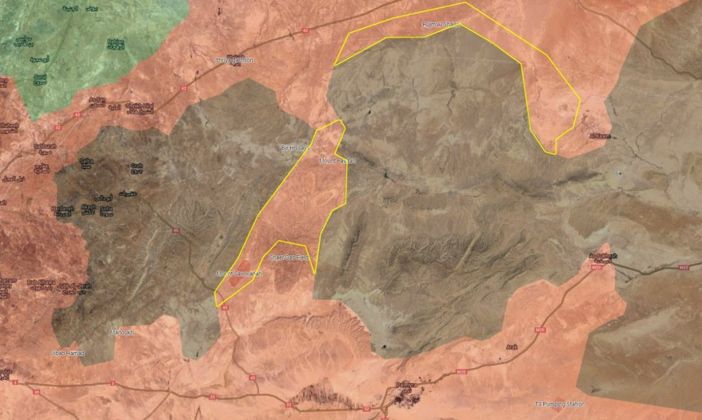 Liberation Of Hama Countryside To Free Between 3000 And 5000 Pro-Government Fighters For Operations Across Syria