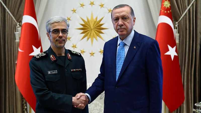 Turkey And Iran To Boost Military And Intelligence Cooperation