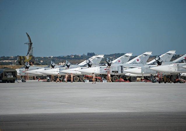 Russian Aerospace Forces Destoryed Over 730 Terrorist Targets Over Last Week